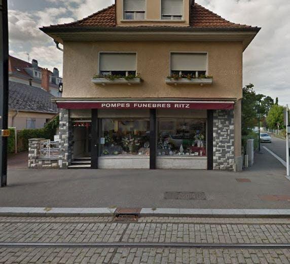 Photographie Pompes Funebres Ritz Mulhouse