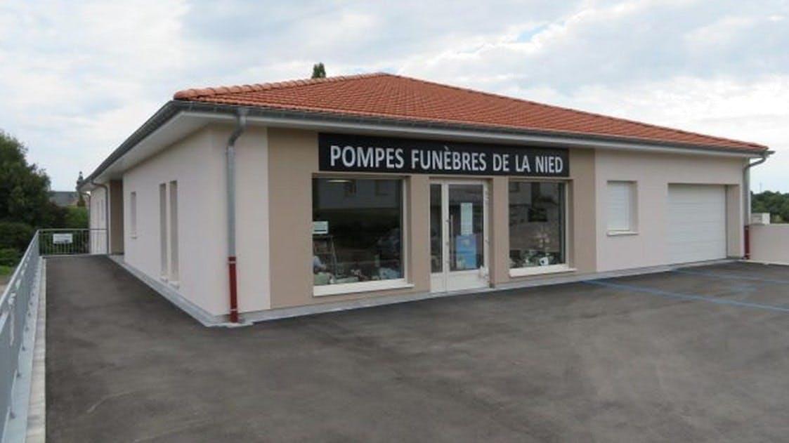 Photographies des Pompes Funèbres De La Nied à Bouzonville