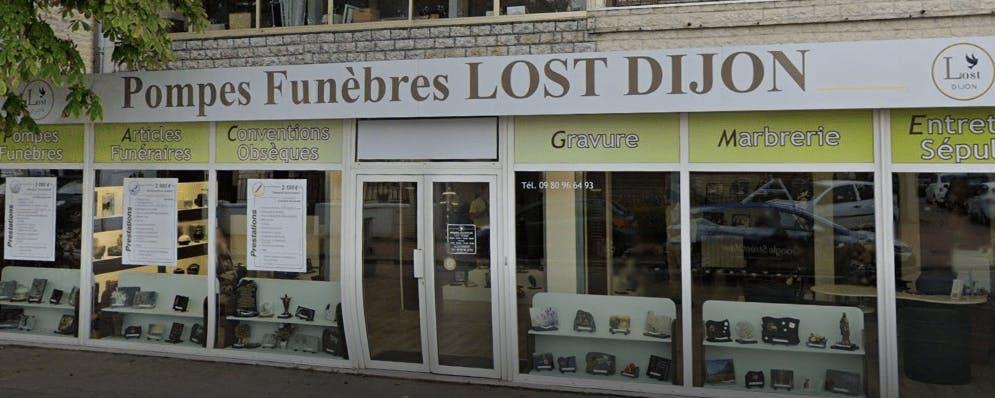 Photographie de Pompes Funèbres Lost Dijon de la ville de Dijon