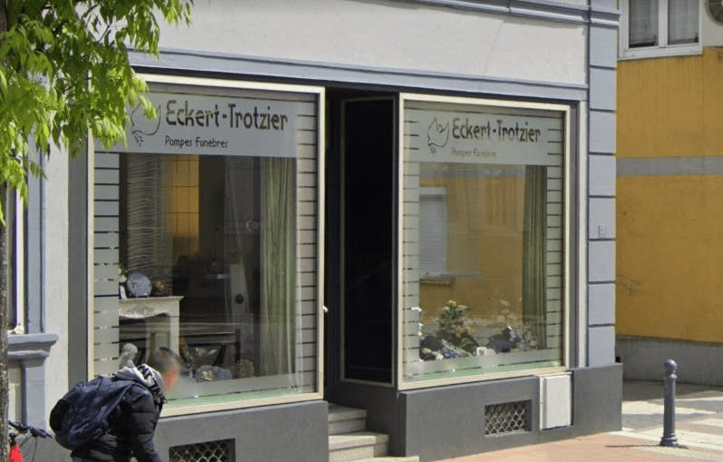 Photographie de la Pompes Funèbres Eckert-trotzier à Bischwiller