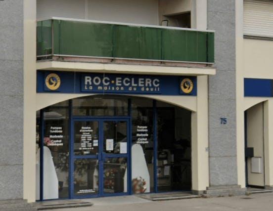 Photographie de la Pompes Funèbres ROC ECLERC à Le Bordeaux