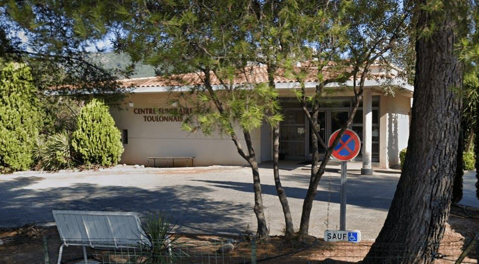 Photographie Centre Funéraire Toulonnais à Toulon