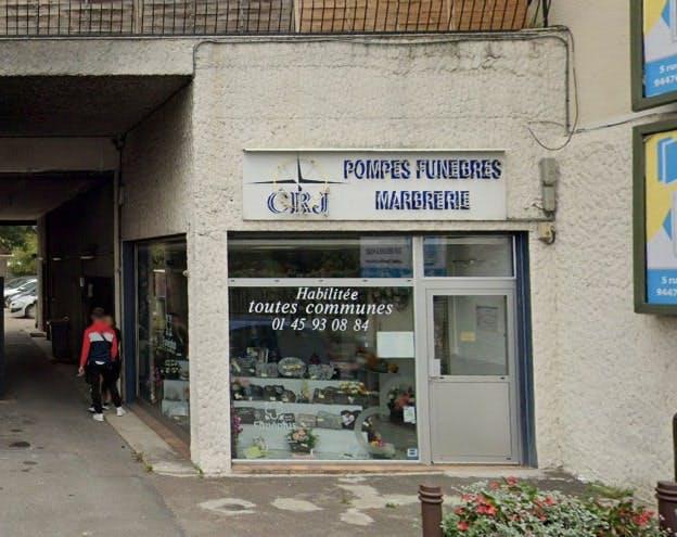 Photographies des Pompes Funèbres CRJ Cardoso au Plessis-Trévise