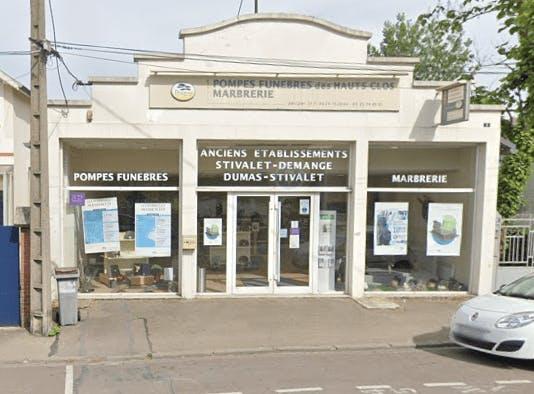 Photographie Pompes Funèbres et Marbrerie des Hauts Clos de Saint-André-les-Vergers