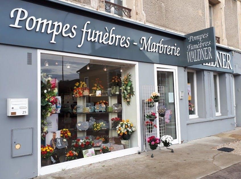 Photographies des Pompes Funèbres Waldner à Saint-Parres-lès-Vaudes