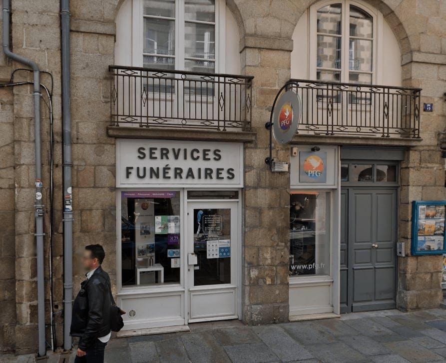 Photographie Pompes Funèbres Générales à Rennes