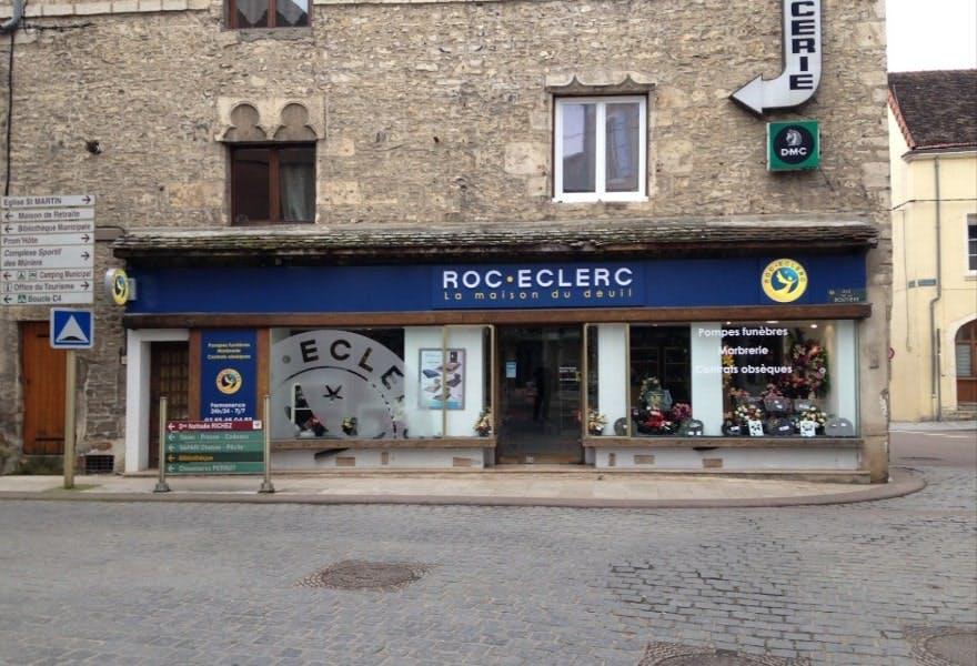 Photographie de Pompes Funèbres Roc-Eclerc de Chagny