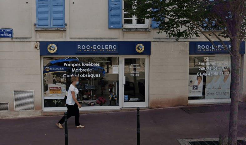 Photographie Pompes Funèbres Roc-Eclerc Clamart