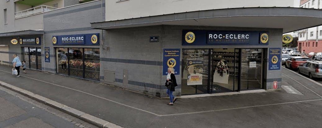 Photographie Pompes Funèbres Roc Eclerc de Rouen