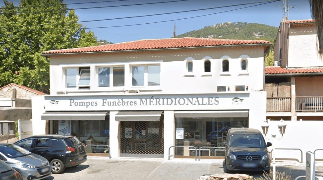 Photographie Pompes Funèbres et Marbrerie Meridionales à Toulon