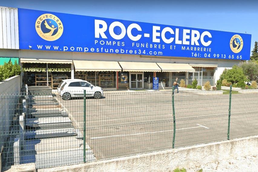 Photographie Pompes Funèbres ROC-ECLERC lattes
