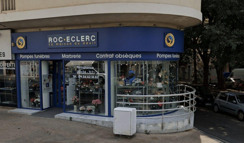 Photographie Pompes Funèbres Roc-Eclerc à Toulon