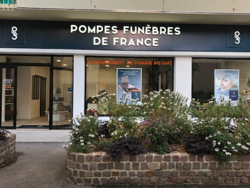 Photographies des Pompes Funèbres de France à Valence