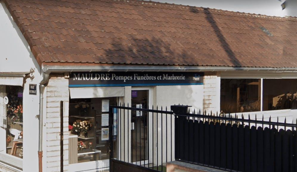 Photographie de Pompes Funèbres et Marbrerie Mauldre de la ville de Mézières-sur-Seine