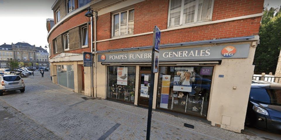 Photographie Pompes Funèbres Générales de Condé-sur-l'Escaut