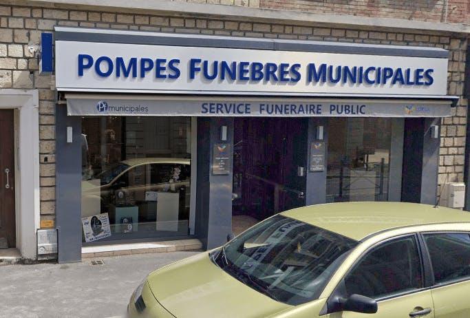 Photographie Pompes Funèbres Municipales de Lisieux