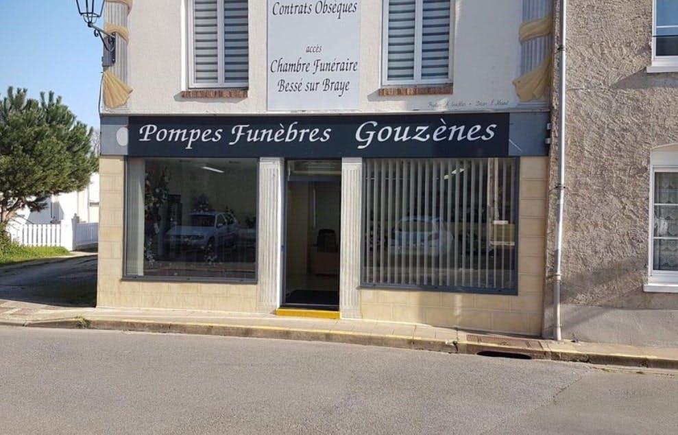 Photographies des Pompes Funèbres Gouzènes à Bessé-sur-Braye