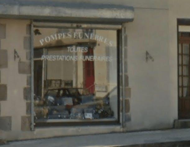 Photographie de Pompes Funèbres AUBOIRON de la ville des Évaux-les-Bains