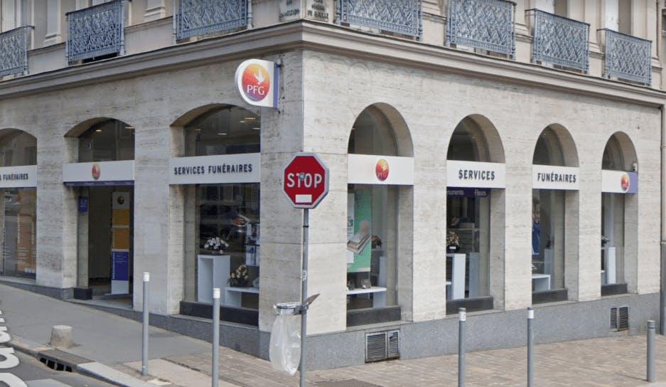Photographie Pompes Funèbres Générales de Rouen