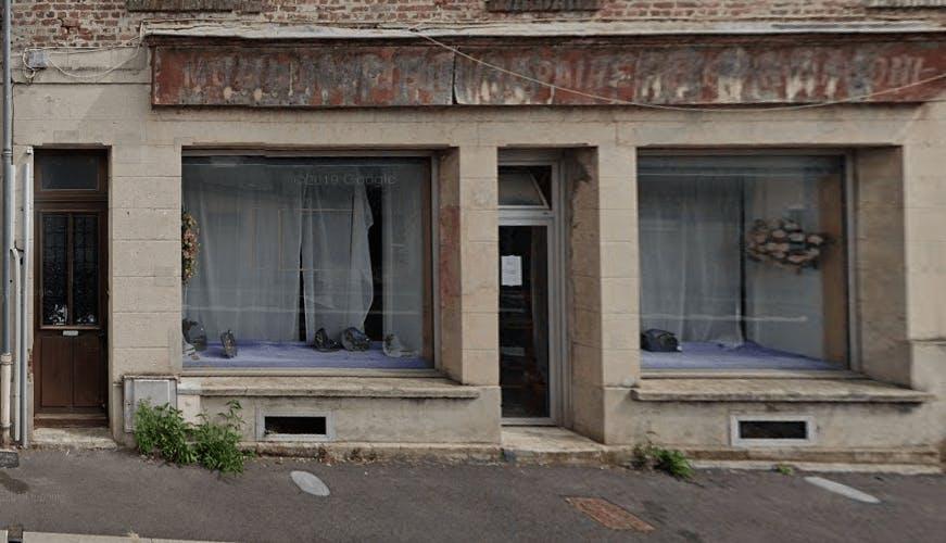 Photographie de la Pompes Funèbres Bernasconi de Tergnier