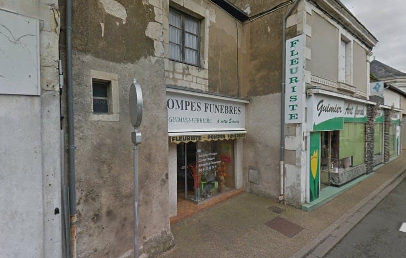 Photographies des Pompes Funèbres Guimier Ferrière à Aubigné-Racan