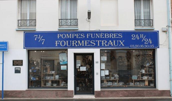 Photographie Pompes Funèbres Fourmestraux et Fils Annœullin