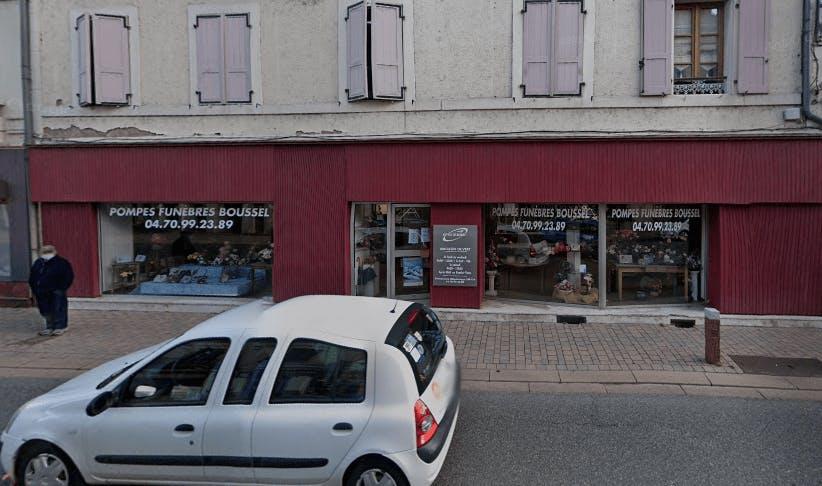 Photographie La Maison des Obsèques - Pompes Funèbres Boussel de Lapalisse