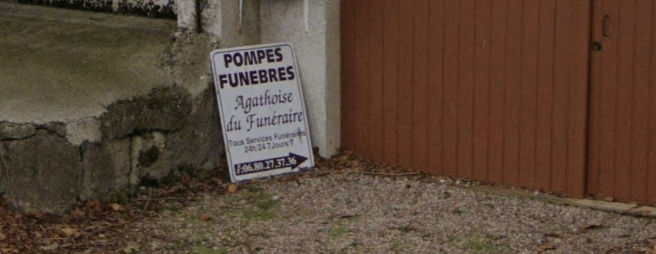 Photographie Pompes Funèbres Agathoise de Cers