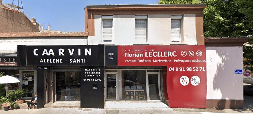 Photographie de Florian LECLERC à Marseille