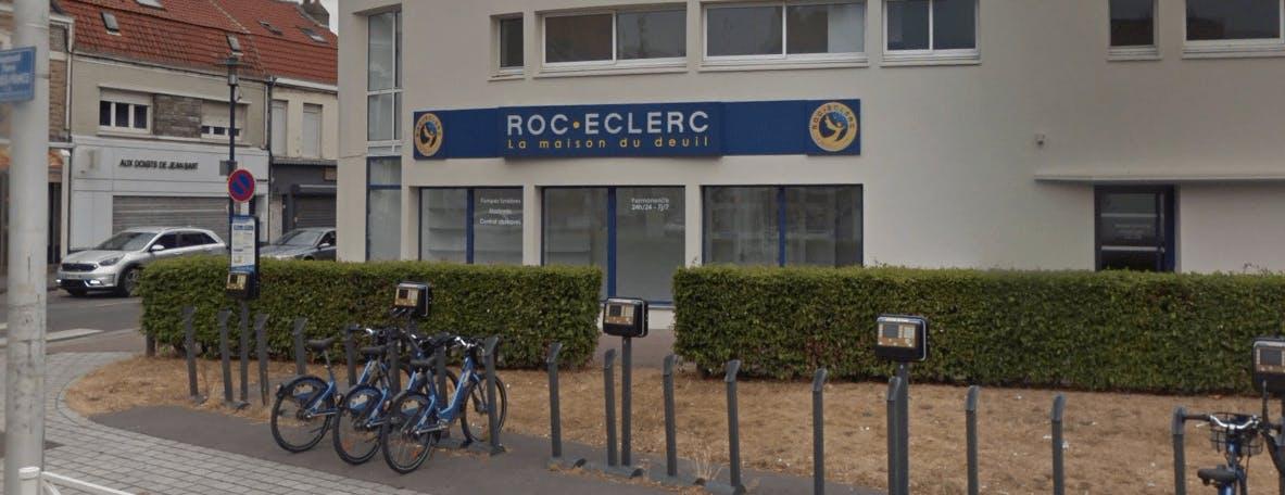 Photographie Pompes Funèbres Roc-Eclerc à Dunkerque