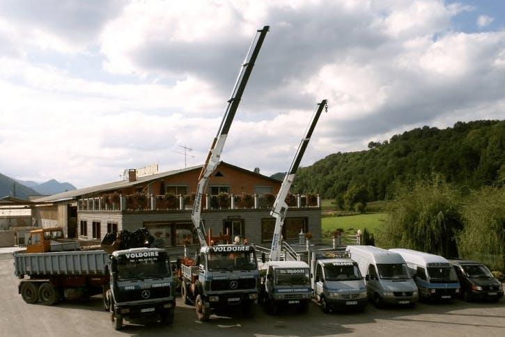 Photographie de la Pompes Funèbres et Marbrerie Voldoire de la ville d'Arcizac-ez-Angles