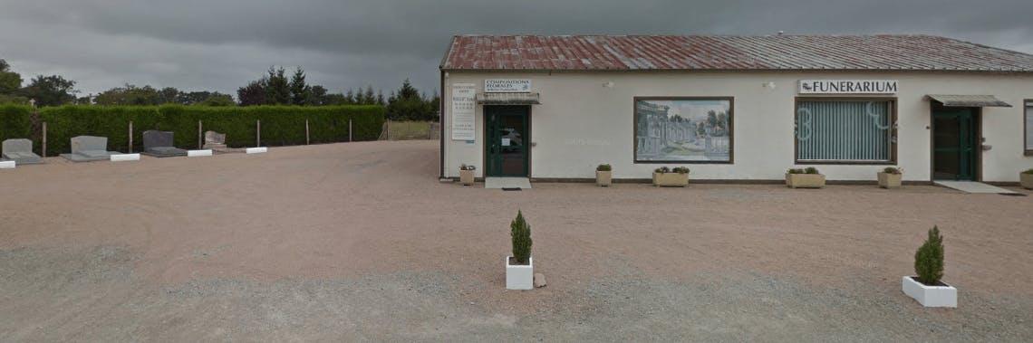 Photographie Pompes Funèbres Mérigot de Mézières-sur-Issoire