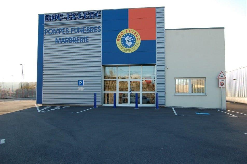 Photographies des Pompes Funèbres Roc'Eclerc à Vandœuvre-lès-Nancy