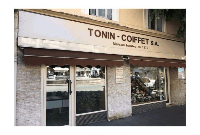 Photographie de la Pompes Funèbres Tonin-Coiffet à Belley