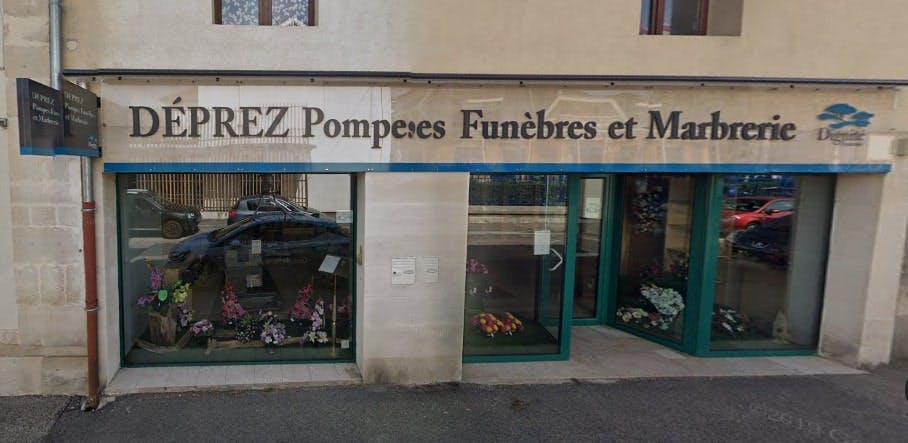 Photographie de Pompes Funèbres et Marbrerie Déprez de Ligny-en-Barrois
