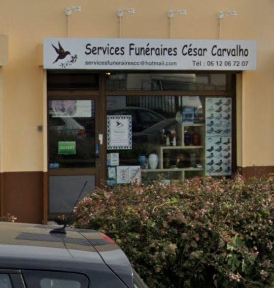 Photographie Services Funéraires César Carvalho Neuilly-Sur-Marne