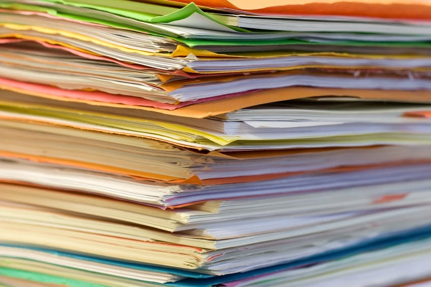 délai conservation papiers suite décès