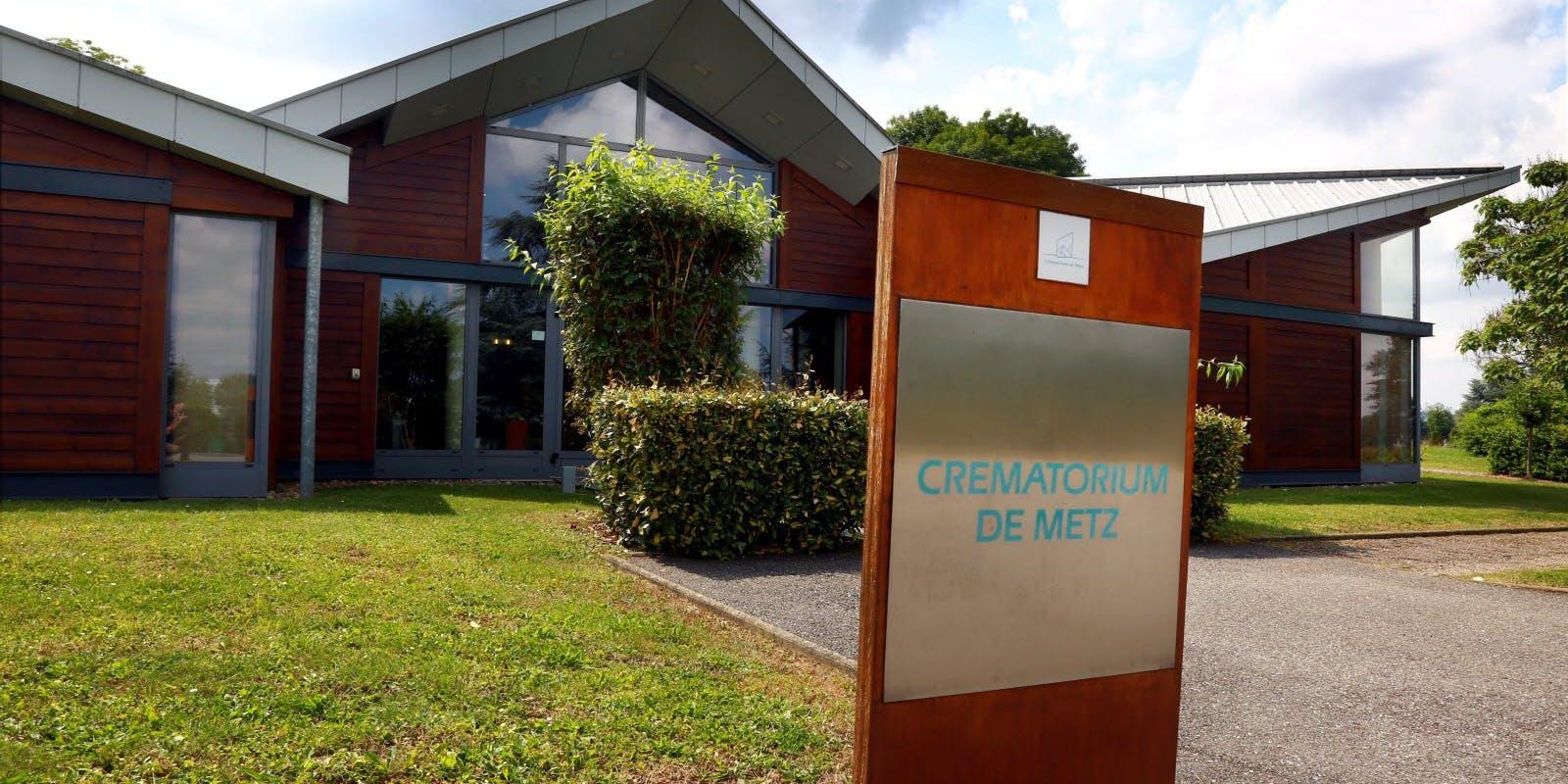 crematorium de metz