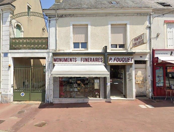 Photographies des Pompes Funèbres Fouquet-Vautcranne à La Ferté-Bernard