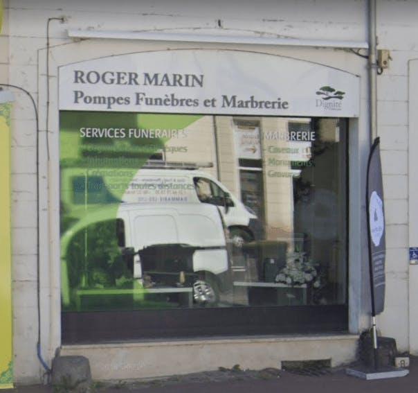Photographie Pompes Funèbres et Marbrerie Roger MARIN de Saint-Fargeau-Ponthierry