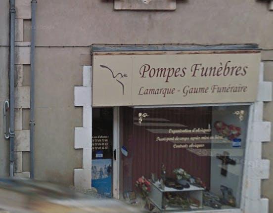 Photographie Pompes Funèbres Lamarque Gaume Funéraires de Vallon-en-Sully
