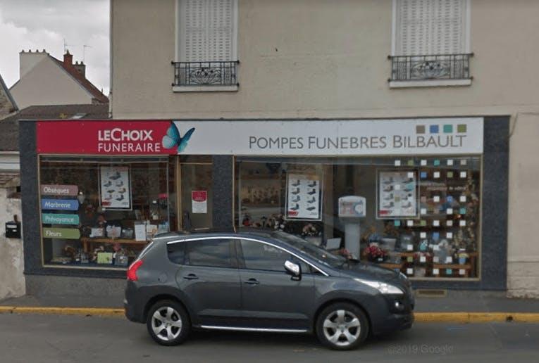 Photographie Pompes Funèbres CANARD ETS BILBAULT du Ferté-Gaucher
