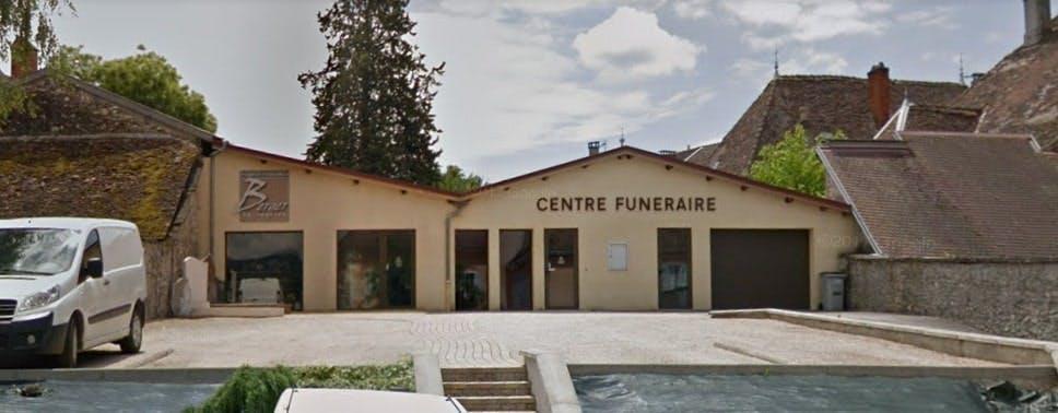 Photographie de Pompes Funèbres Saint Genix  de Saint-Genix-sur-Guiers