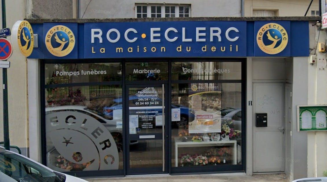Photographies des Pompes Funèbres Roc'Eclerc à Plaisir