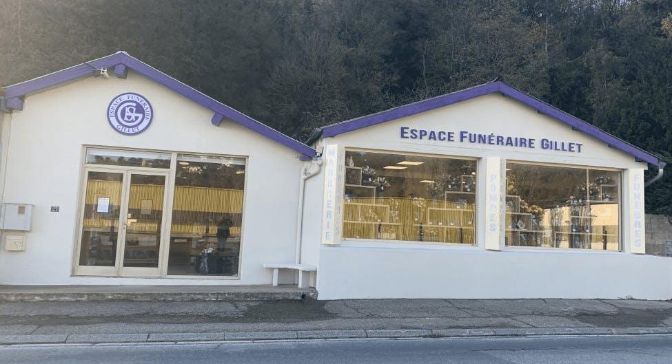 Photographie de l'Espace Funéraire Gillet à Neuville-sur-Saône