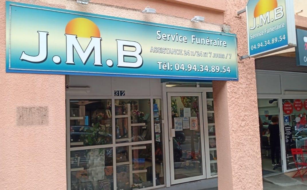 Photographie de J.M.B Service Funéraire de Bandol