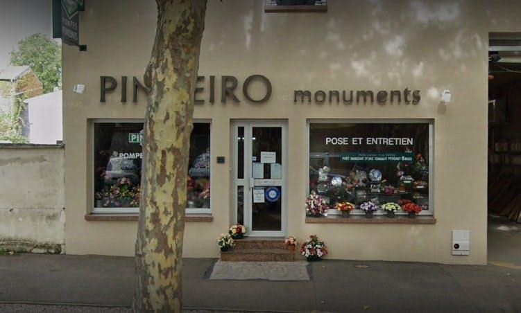 Photographie de la Marbrerie Pinheiro à Nancy