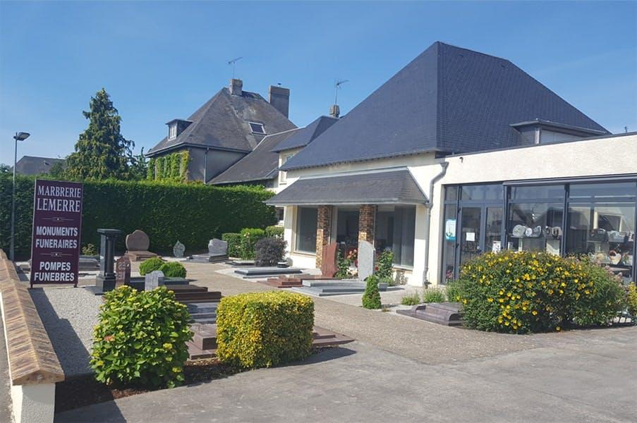 Photographies De La Maison Plessis-Lemerre à Villers-Bocage