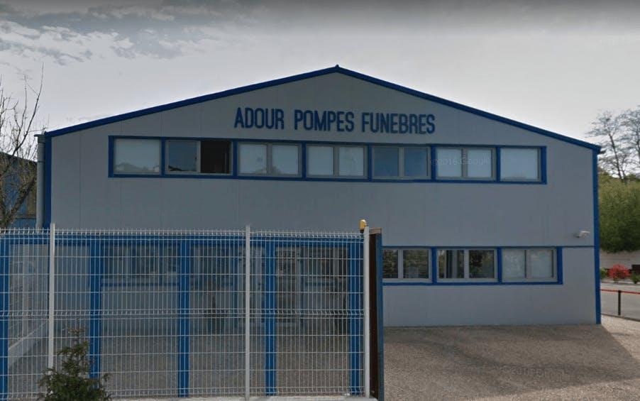 Photographie Pompes Funèbres Adour de Saint-Pierre-d'Irube