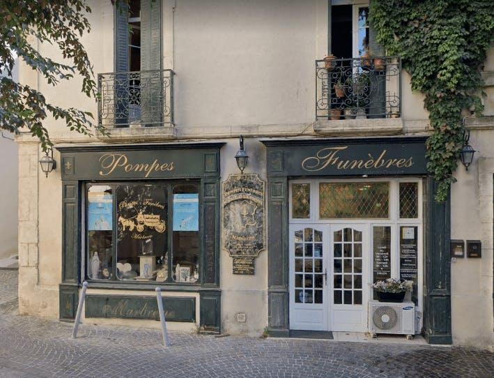 Photographie Funérailles Européennes de Salon-de-Provence
